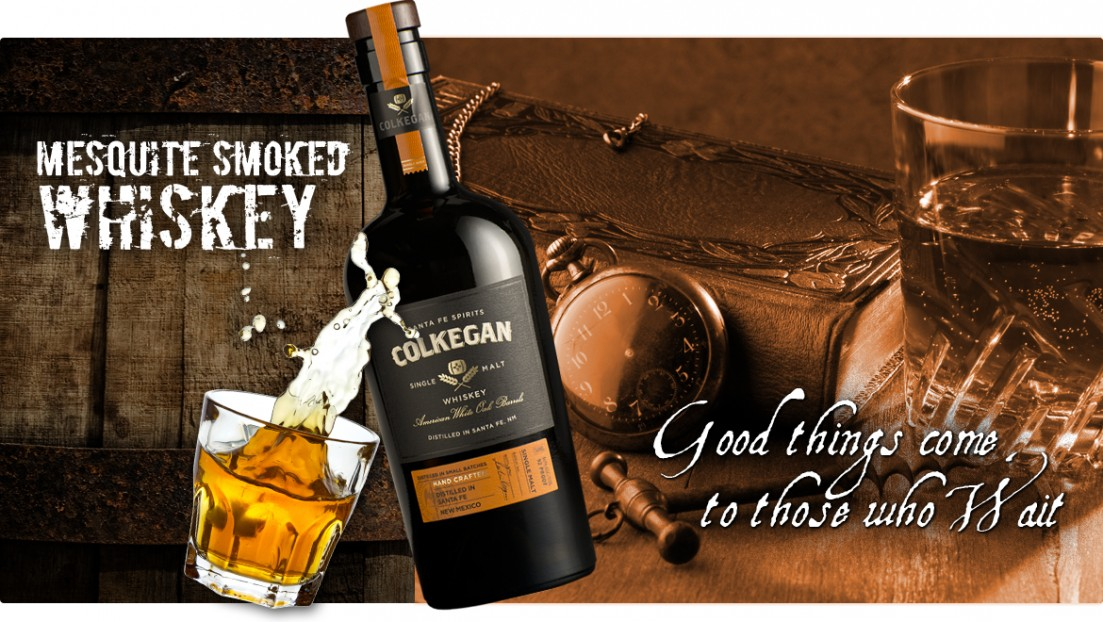 Colkeegan Single Malt Whiskey