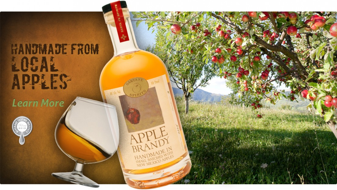 Calvados Style Apple Brandy