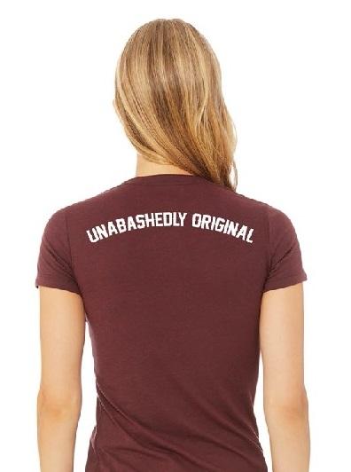 Colkegan Unabashedly Original Ladies Shirt