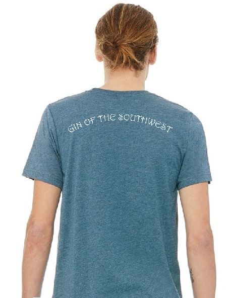 Wheeler's Gin of the Southwest Unisex T-shirt