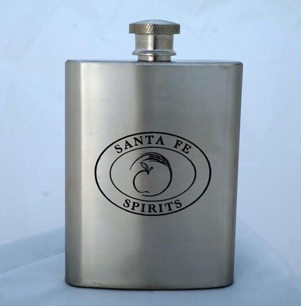 Santa Fe Spirits Classic Hip Flask