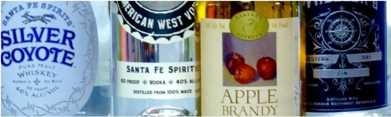 SFS spirits bottles