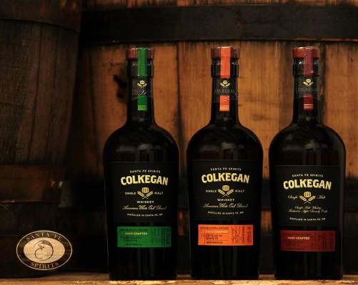 three Colkegans