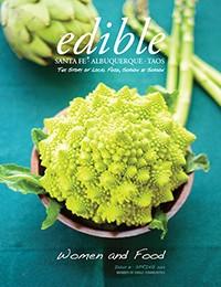 Edible Magazine Spring 2014