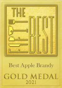 Image of Fifty Best gold medal