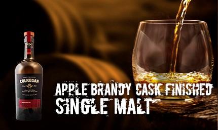 Colkegan Apple Brandy Cask Finished