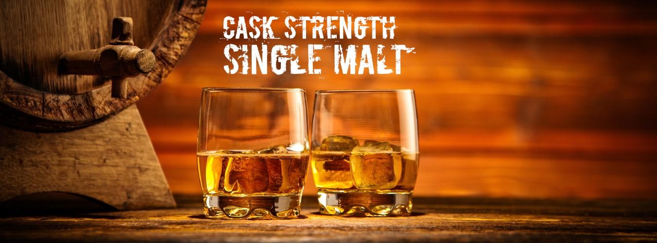 Colkegan Cask Strength Single Malt Whiskey