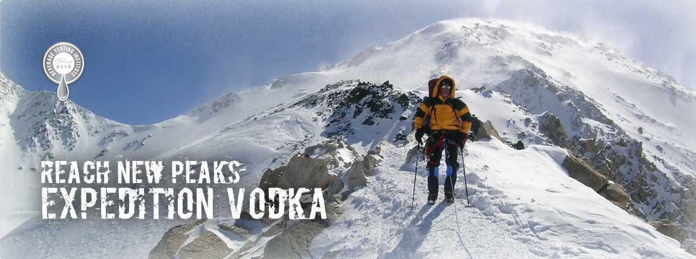 Expedition Vodka