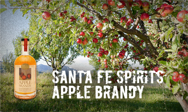 Santa Fe Spirits Apple Brandy